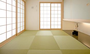 縁なし畳・琉球畳イメージ