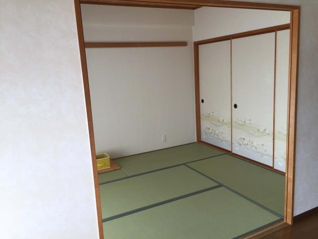 モダンな襖紙を取り入れてお部屋をアレンジしよう!