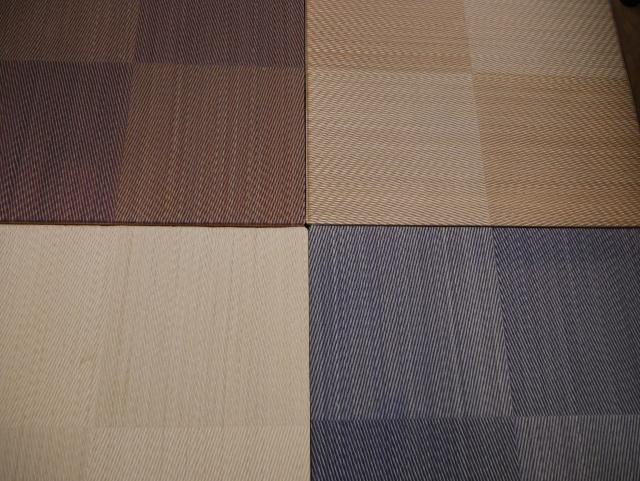 近年注目されている琉球畳