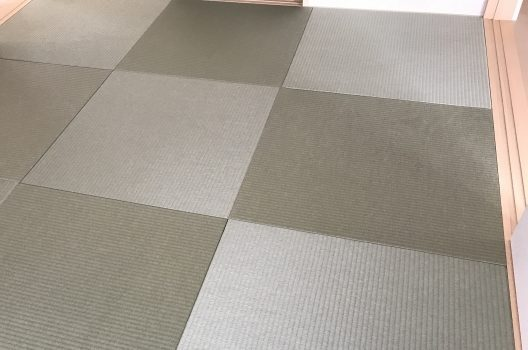 洋室にもあう畳!カラー畳と琉球畳